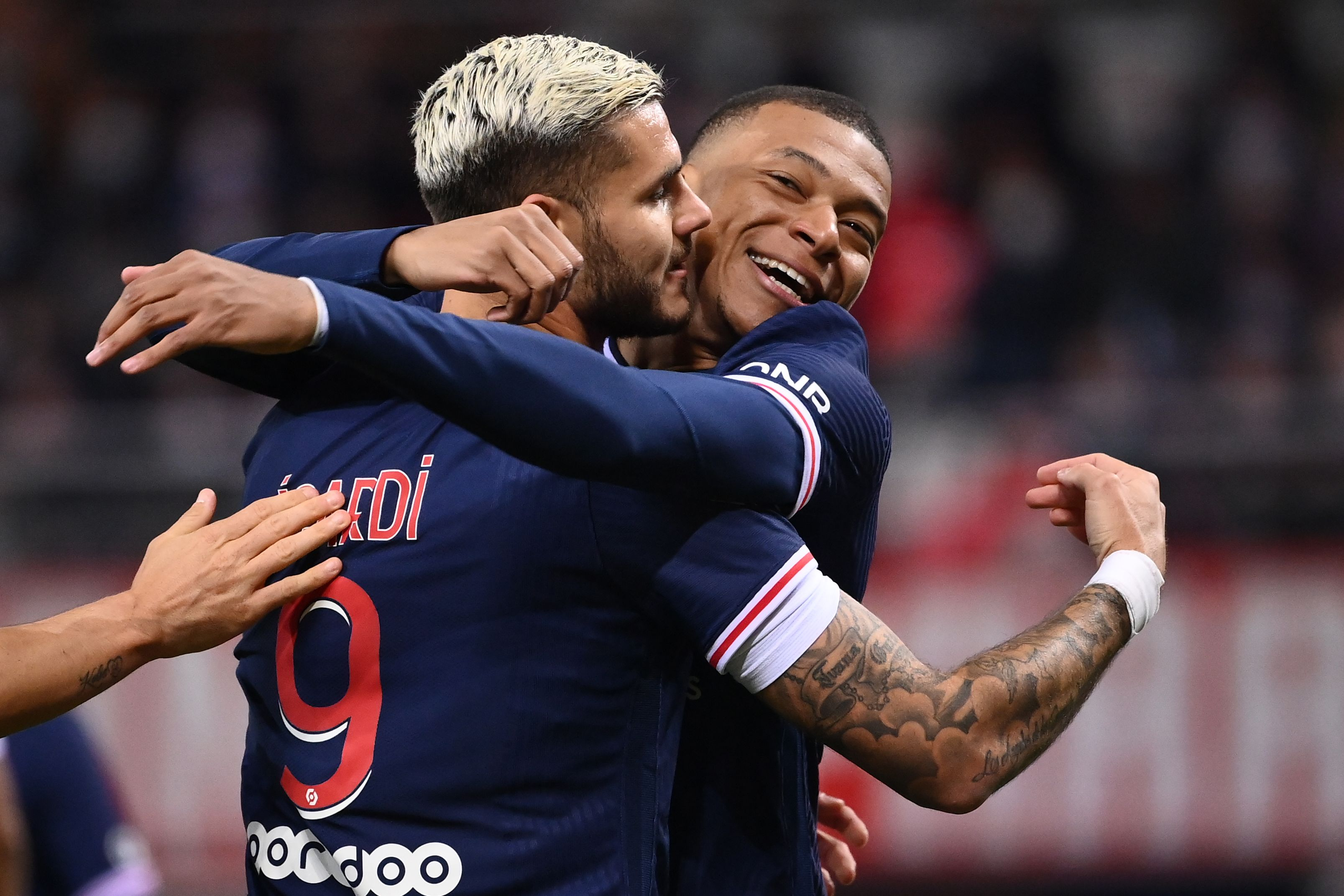 Report Psg S Projected Starting 11 For Champions League Fixture Against Barcelona Psg Talk