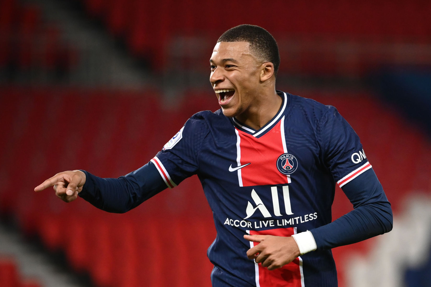 Mbappe Finished Only Behind Haaland In A Key Goals Stat This Year Psg Talk