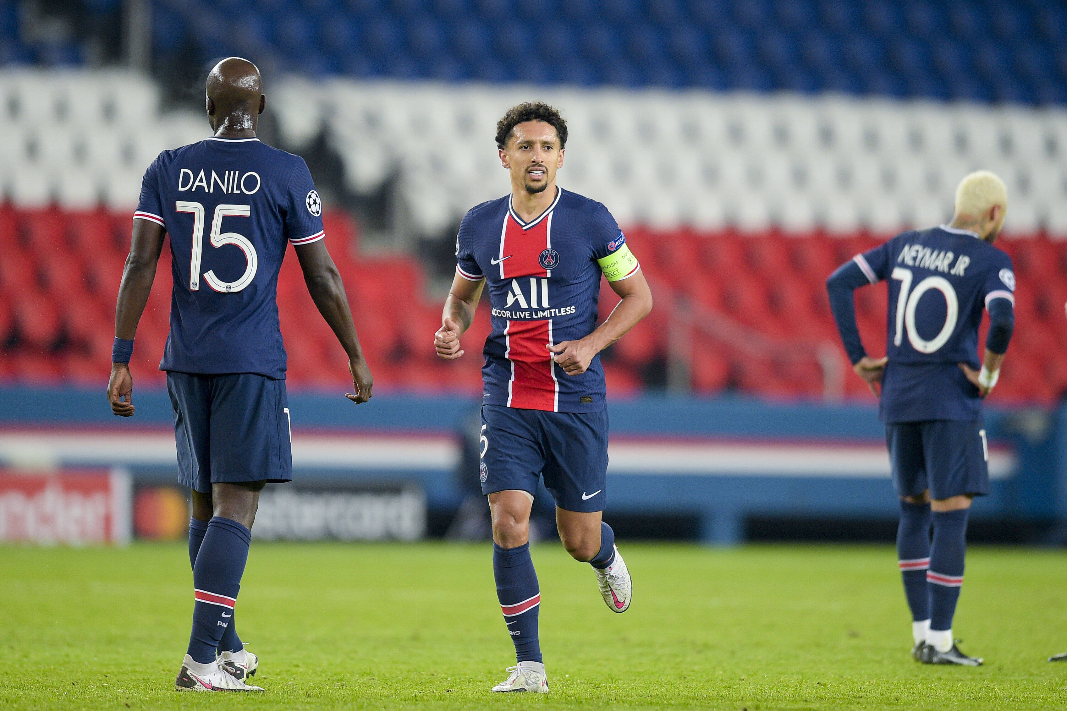 Video: 'We Got the Three Points Which Were Important for the Future' -  Marquinhos on the Victory Over RB Leipzig - PSG Talk