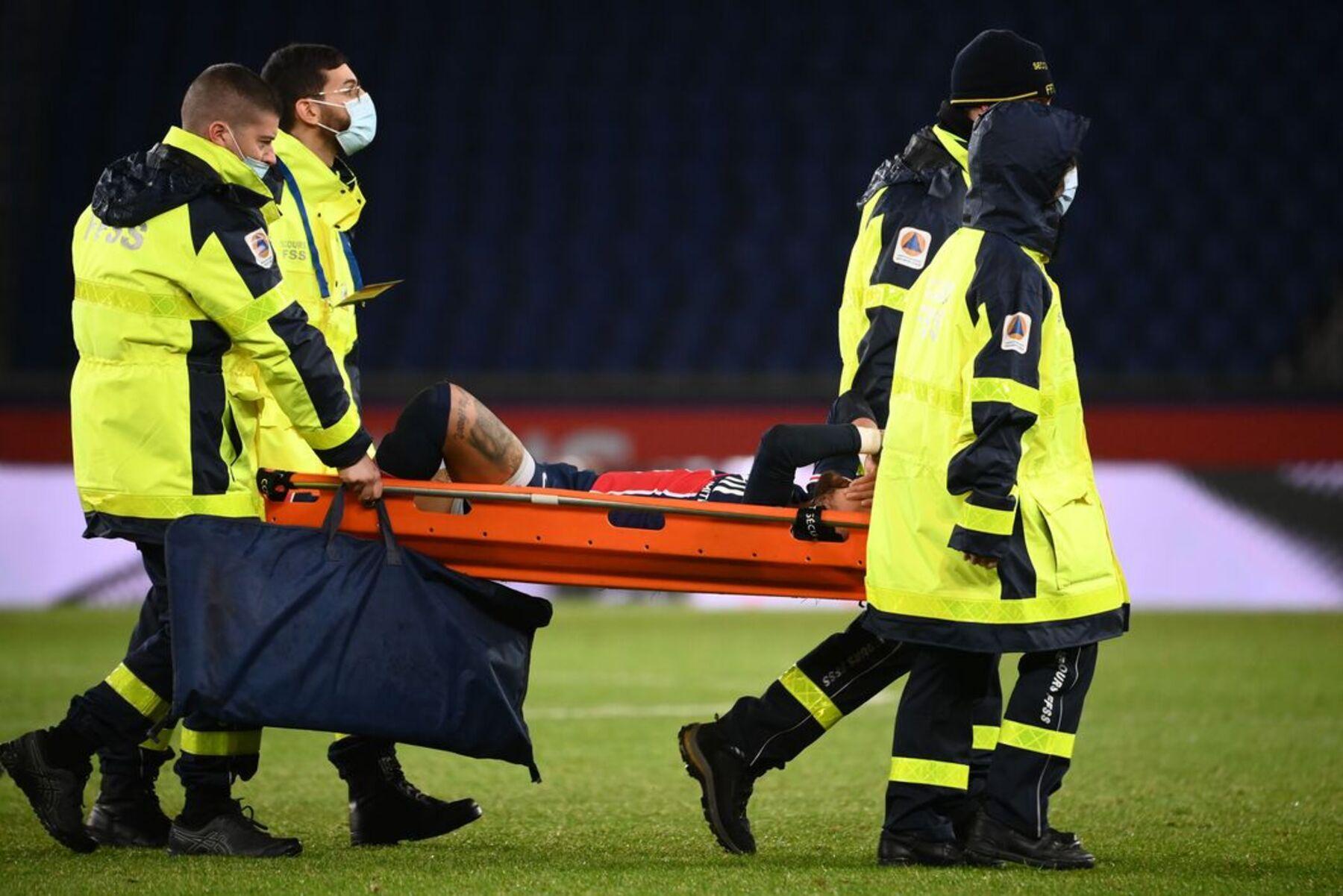 ธิอาโก้ เมนเดส ย้อนความถึงการที่เนย์มาร์บาดเจ็บเกม เปแอสเช-ลียง