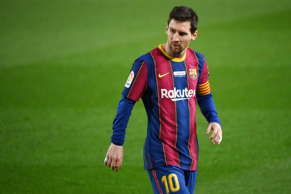Report: Messi Has Held No Talks With Barça, PSG, or Other ...