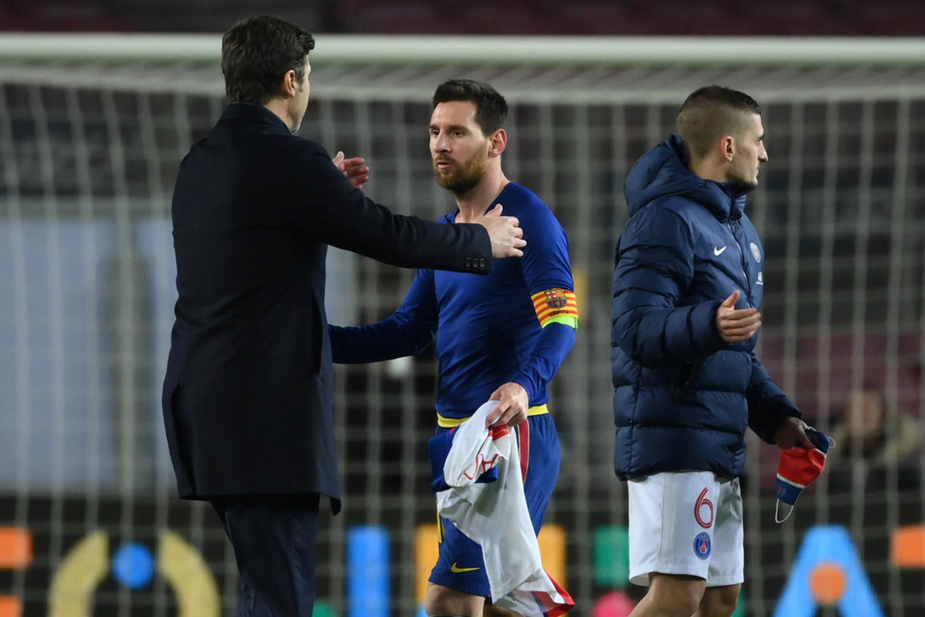 Mercato : Pochettino révèle sa conversation avec Messi sur sa prolongation au Barça