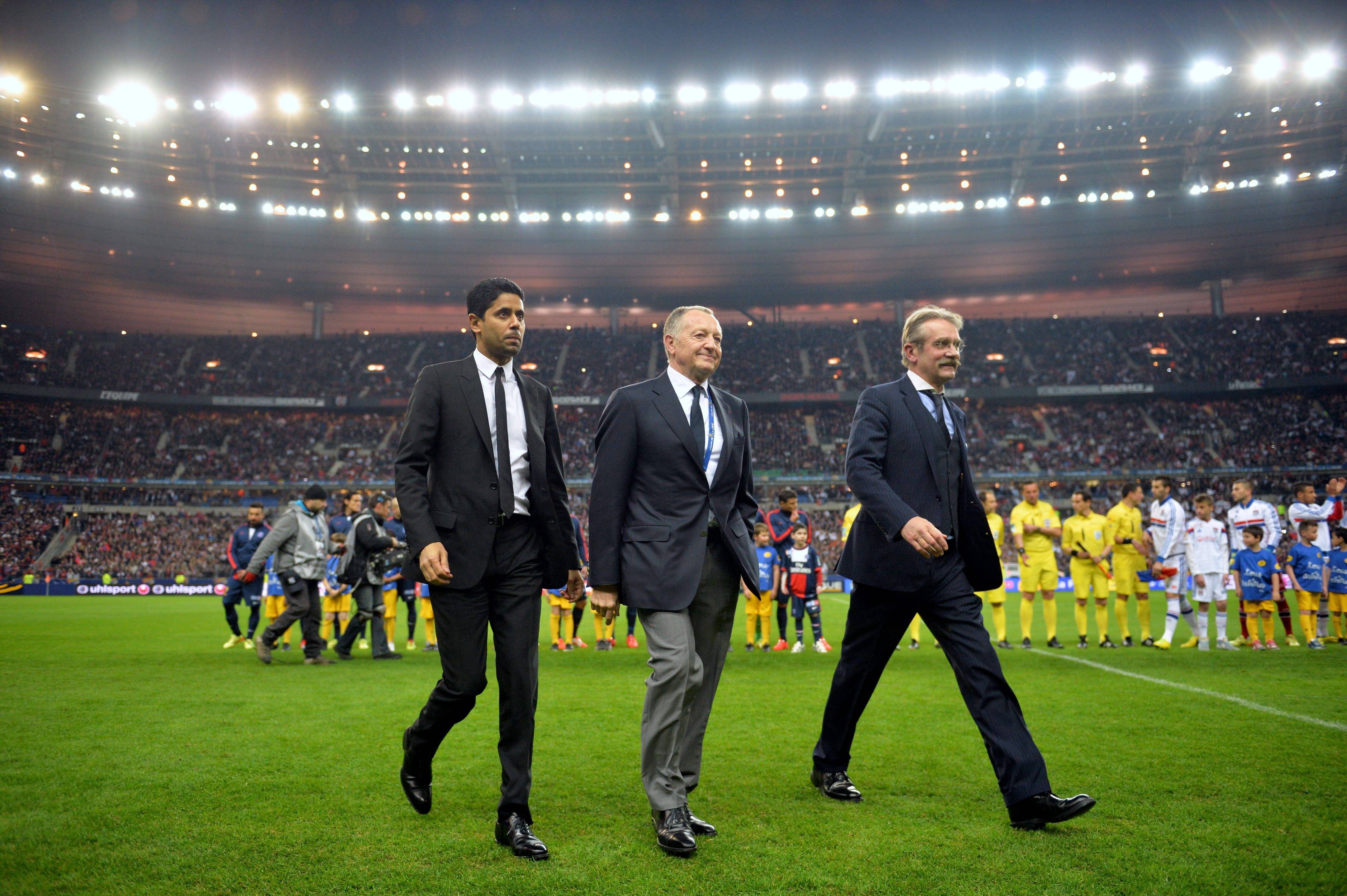 'ฉันกำลังทำให้พวกเขาเป็นที่ชื่นชอบในปีนี้' – เจ้าของลียงทำให้ฟุตบอลฝรั่งเศสเป็นอันดับหนึ่งในขณะที่เขาเลือก PSG เพื่อคว้าแชมป์แชมเปี้ยนส์ลีก