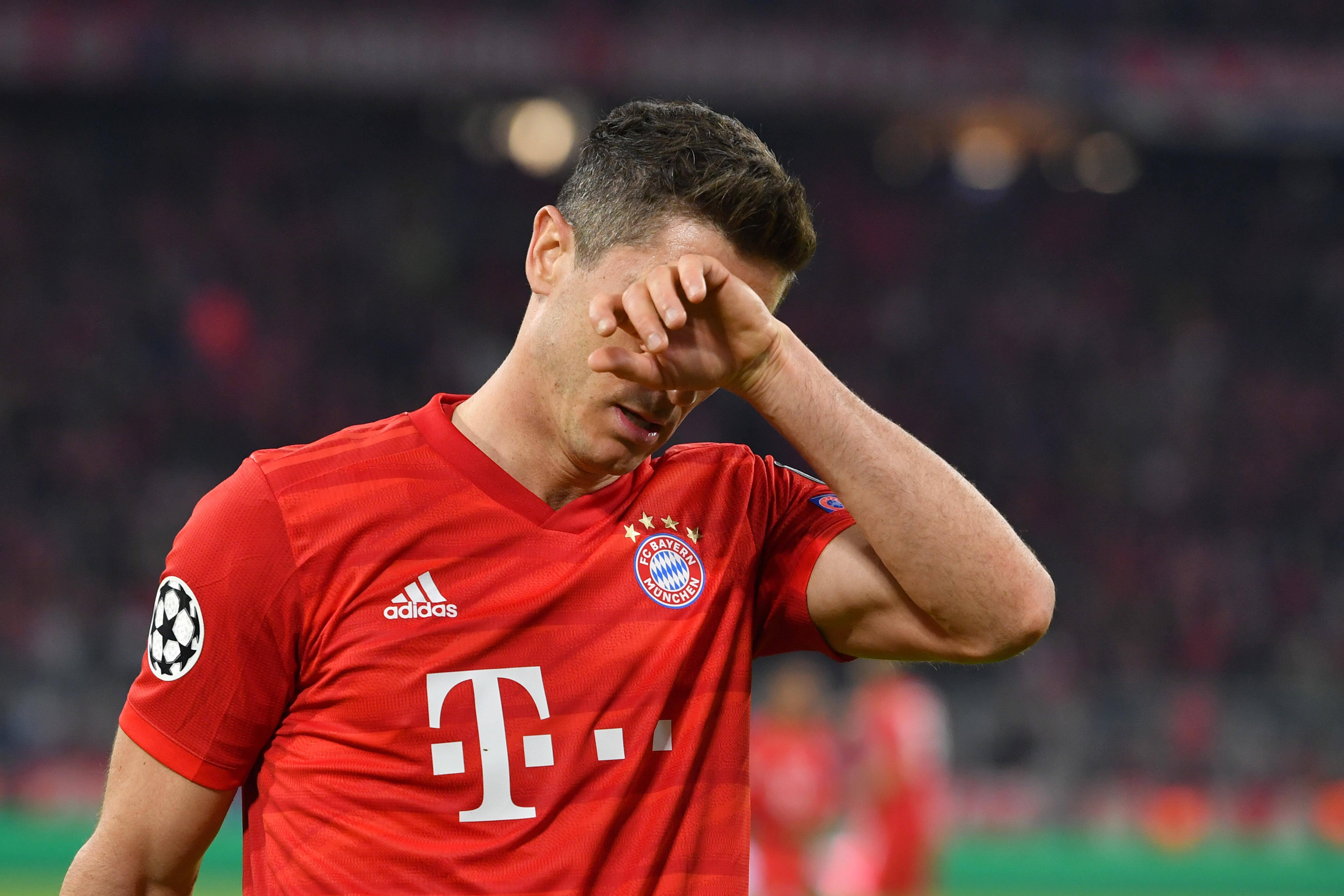 'มันยากที่จะยอมรับการสูญเสียนี้' เลวานดอฟสกี้ มองย้อนกลับไปที่ เปแอสเช และ Bayern Munich Champions League Tie