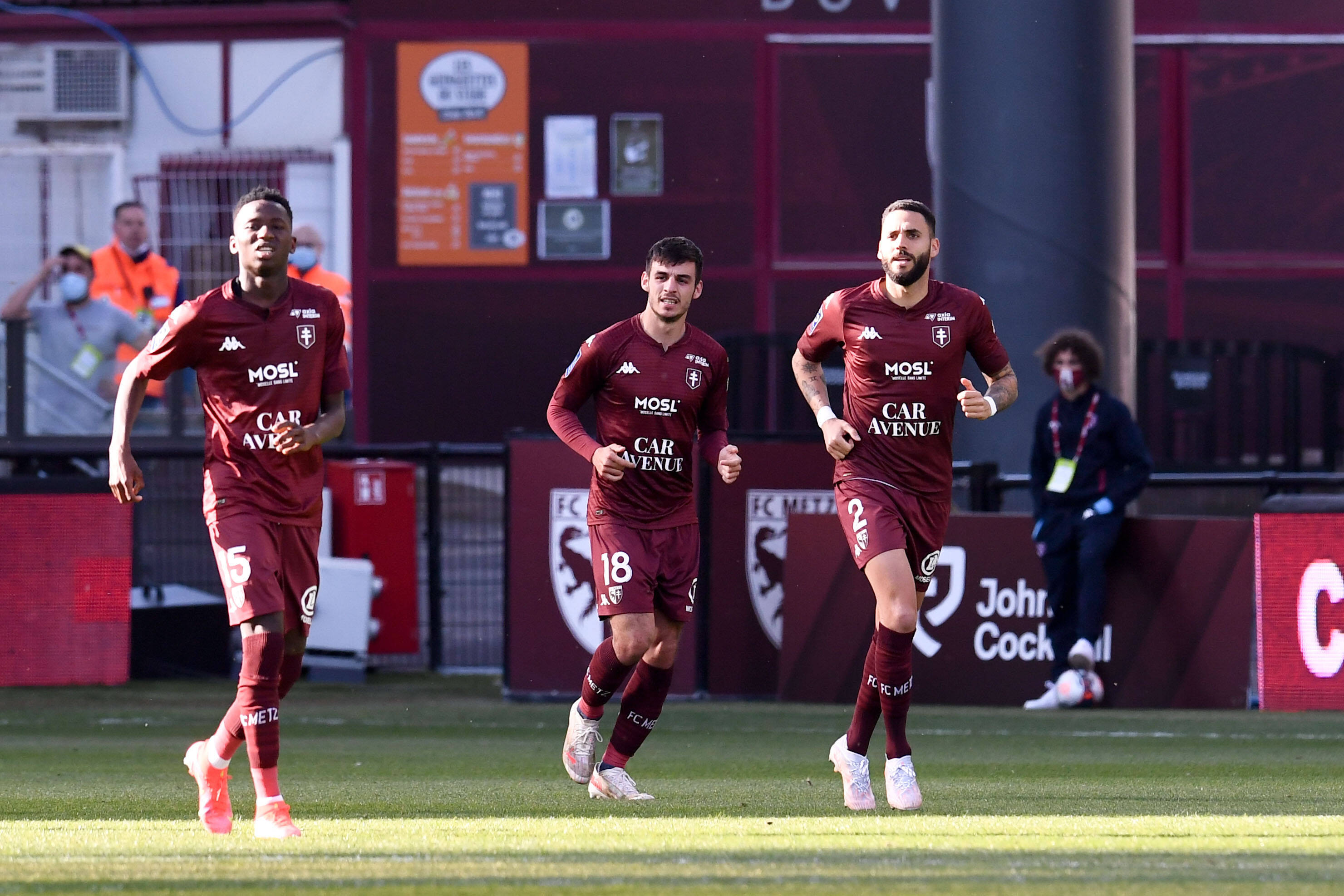 Video: Fabien Centonze Scores the Equalizer for Metz Against PSG - PSG Talk