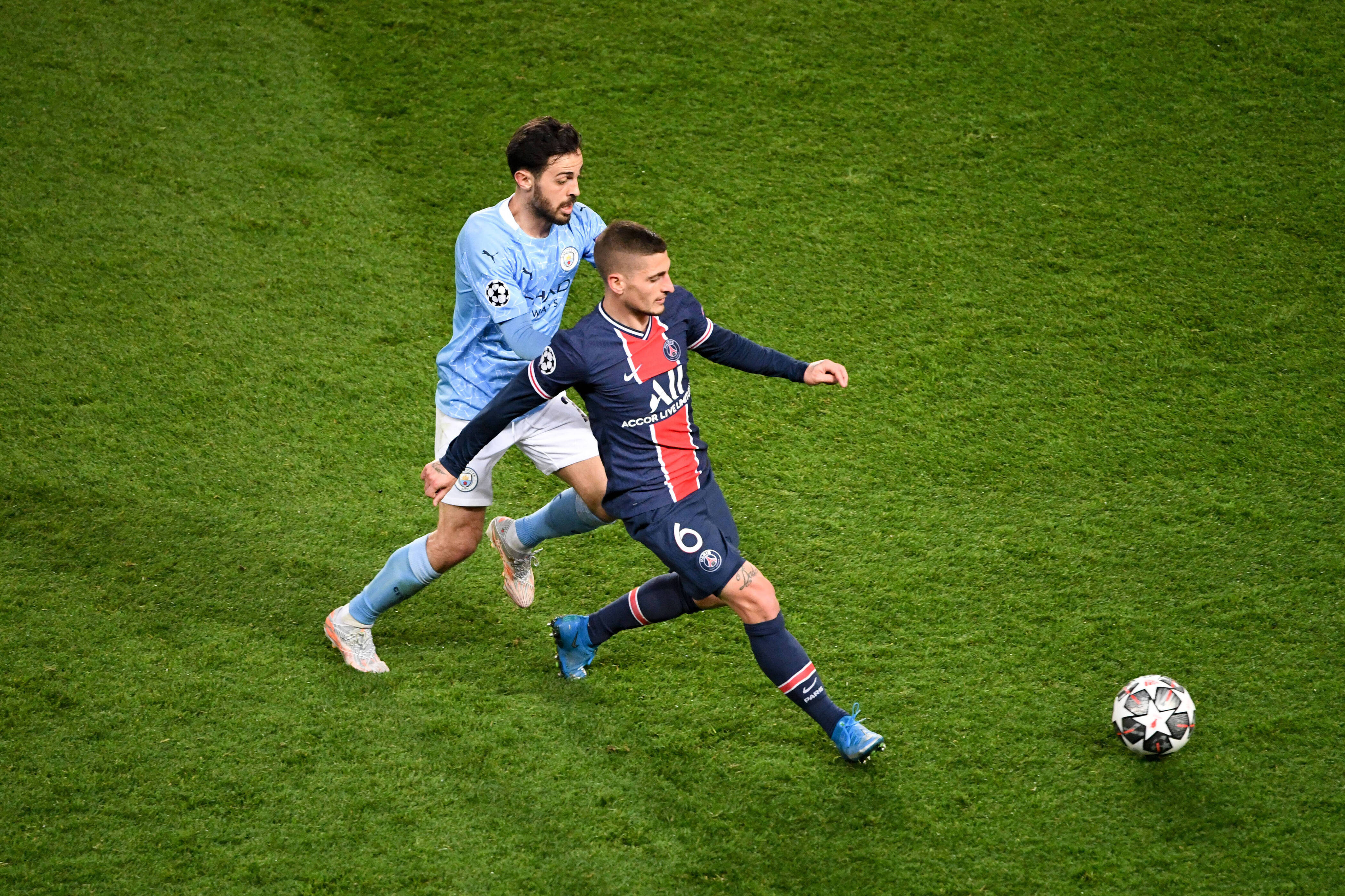 Video: 'We Know We Have Nothing to Lose' - Marco Verratti on PSG's  Mentality Ahead of Champions League Clash Against Man City - PSG Talk