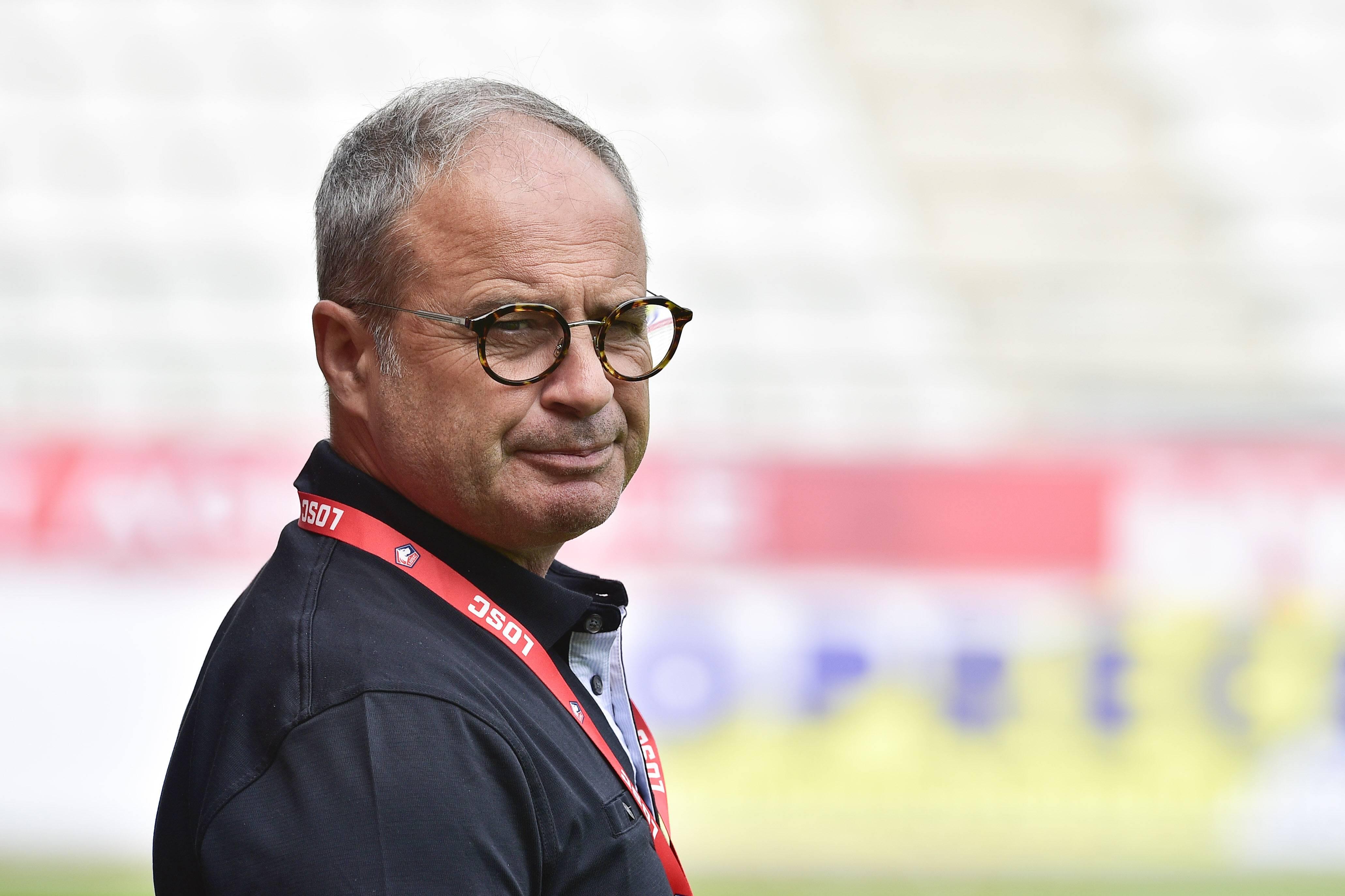 รายงาน: PSG เปิดให้เปลี่ยน Leonardo ด้วย Luis Campos;  เรอัล มาดริด ยังสนใจอดีตผอ.กีฬาของลีลล์ด้วย