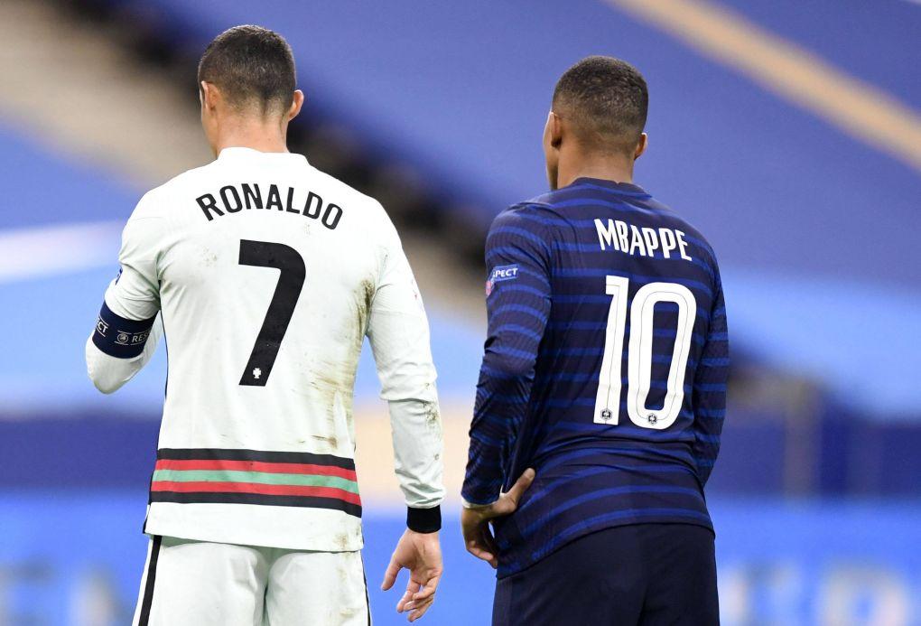 อดีตผู้จัดการทีม OM พูดถึงอนาคตของ Kylian Mbappé & Cristiano Ronaldo