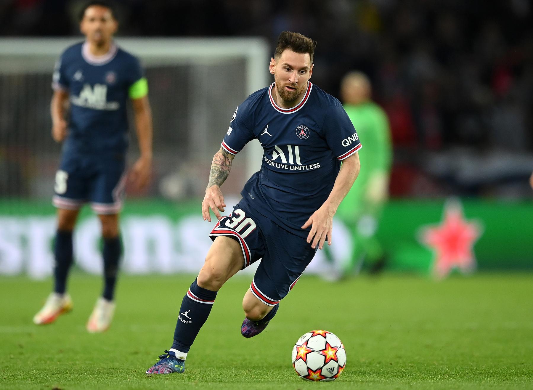 กูรูฟุตบอลฝรั่งเศสกล่าวว่าเขาผิดหวังกับเกมของ เมสซี่