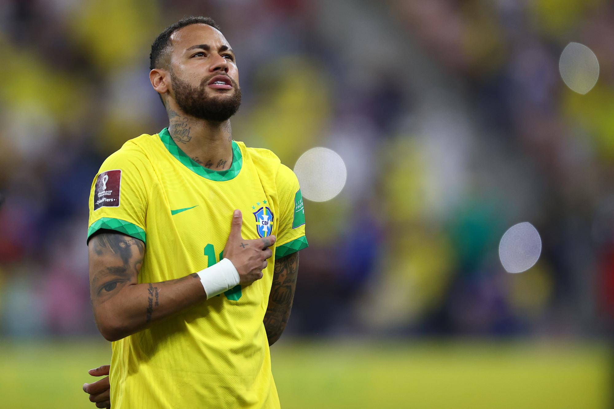 'ทุกคนในบราซิลรู้ว่าเนย์เป็นผู้เล่นที่ดีที่สุด' – โรนัลดินโญ่